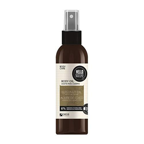Hello Nature Hello Nature Coconut Oil Body Mist (Aceite Corporal De Coco) 130 Ml 130 ml