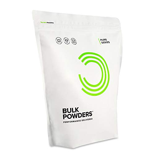 BULK POWDERS Pure Branched Chain Amino Acids (BCAA) Powder, Unflavoured, 500 g