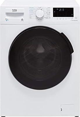 Beko WDB7426R1W 7kg Wash 4kg Dry 1200rpm Freestanding Washer Dryer - White