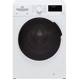 Beko WDB7426R1W 7kg Wash 4kg Dry 1200rpm Freestanding Washer Dryer – White