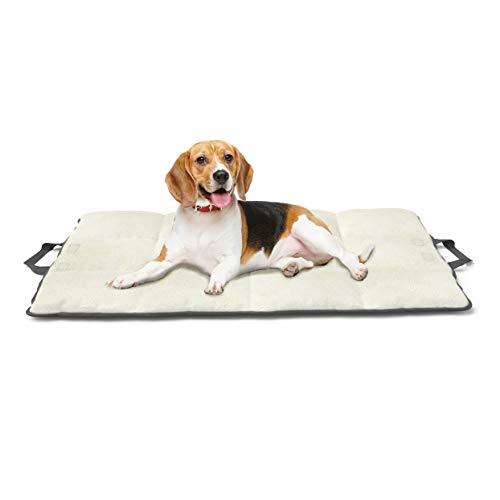 bonamico Cosy Buddy Coco, Waschbare Hundedecke Fürs Auto, Zuhause Oder Outdoor, Gemütliche Kuscheldecke Für Ihren Hund, Ideales Tragbares Hunde Zubehör Für Zuhause Und Unterwegs