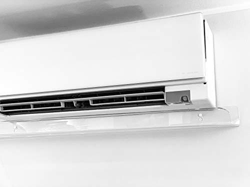 Windabweiser für Klimaanlagen und Splitter, aus Plexiglas