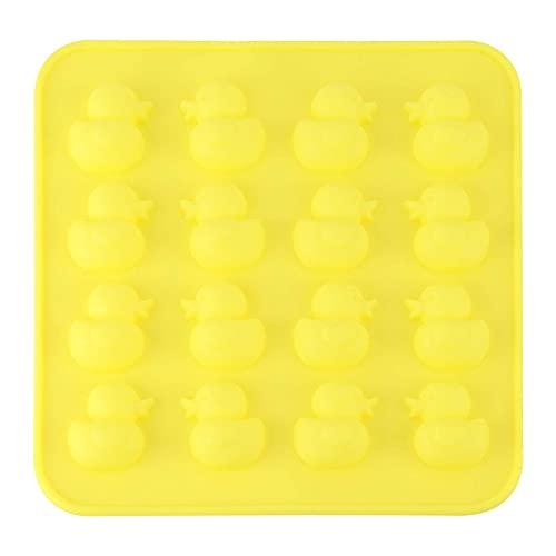 HXYA - Stampo in silicone 3D per candele in argilla e sapone, decorazione per torte, fondente e cioccolato, per cottura in cucina
