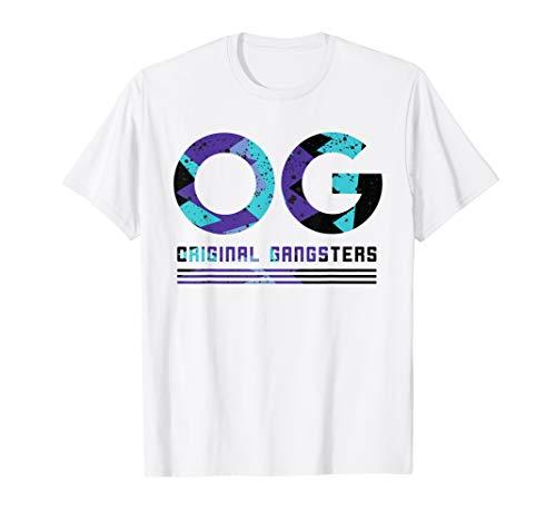 OG made to match Jordan 5 Alternate Grape T-Shirt