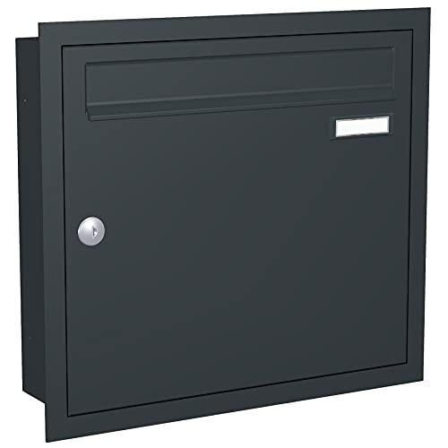 Max manopola sotto-cassetta per fori antracite (RAL 7016) 12 litri Express Box