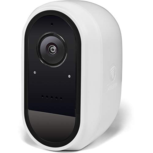 Swann Security 1080p Full HD Wire-Free Rechargeable Security Camera with...