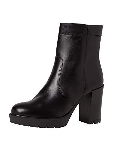 Tamaris Femmes Bottine 1-1-25025-25 001 Noir Taille: 39 EU