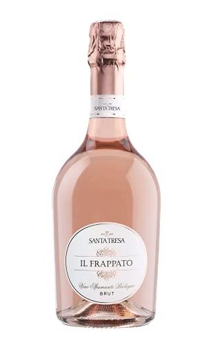 Santa Tresa Il Frappato Vino Spumante Rose Brut - 750 ml