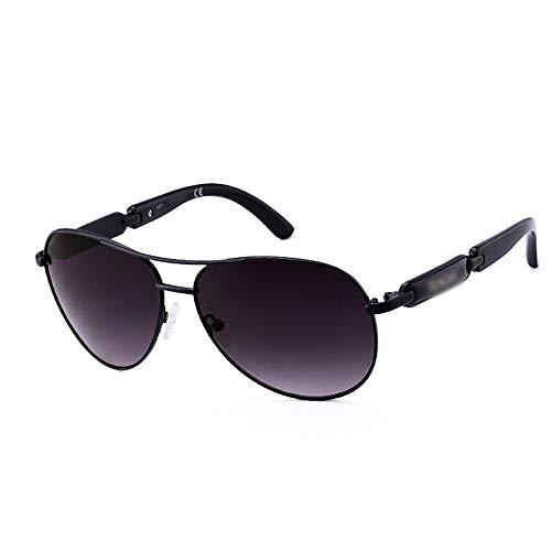 WOYBAOF Gafas de Sol al Aire Libre de Viaje al Aire Libre Retro para Mujer, protección UV Gafas de Sol de Gama Alta Vintage Diseño de Moda clásico de Gama Alta (Color : C8)
