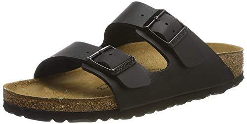 Birkenstock Unisex Shoes Slippers 051793 Arizona BS Size 40 Black