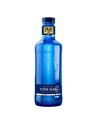 Solán De Cabras con Gas - Botella 0,75L