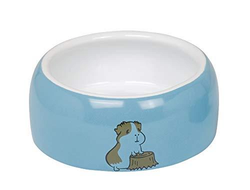 Nobby Nager Keramik Futtertrog Hamster Ø 14,5 x 5,5 cm, 0,5 l