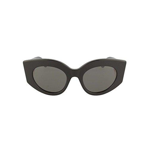 Sonnenbrillen Gucci GG0275S BLACK/GREY Damenbrillen