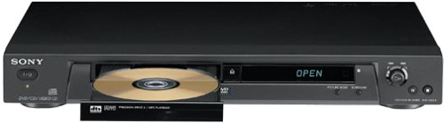Sony DVP NS315 - DVD player