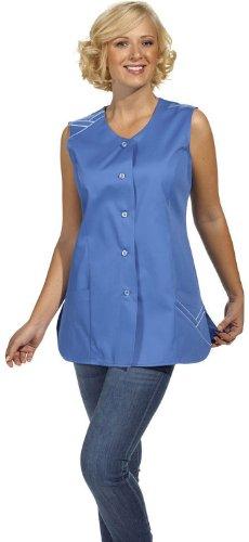 LEIBER Hosenkasack - Damen-Kasack - ohne Arm - caribic-blau - Größe: 44