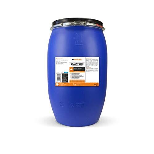 Ambratec Granny 2000® ÖL- UND CHEMIKALIENBINDER Notfall-Pack - auch als Winter-Streumittel geeignet - 2 kg Dose