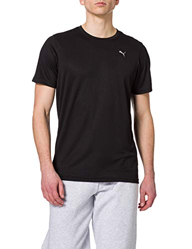 PUMA Performance SS Tee M T-Shirt Homme, FR : L (Taille Fabricant : L)