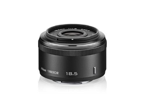 Nikon 1 NIKKOR 18.5mm f/1.8 (Black)