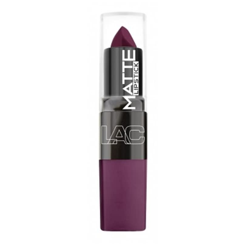 履歴書医療過誤主人(3 Pack) LA Colors Matte Lipstick - Torrid (並行輸入品)