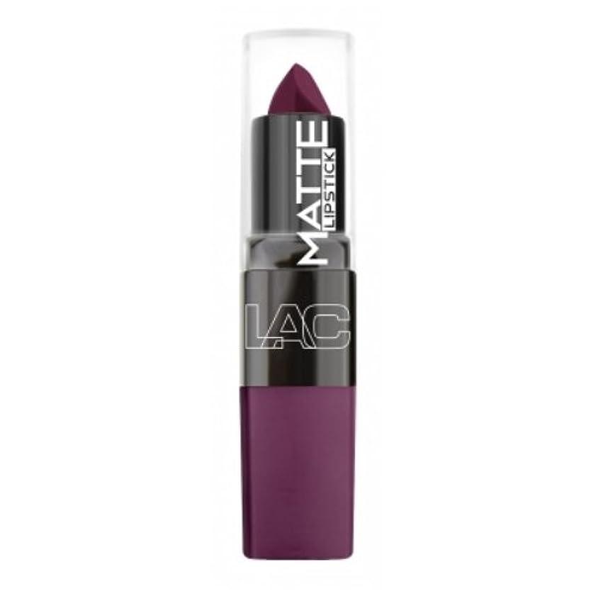 忘れられない神経障害省略(3 Pack) LA Colors Matte Lipstick - Torrid (並行輸入品)