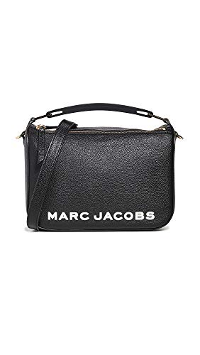 Marc Jacobs Mujeres la bolsa de cuero softbox 23 Black One Size