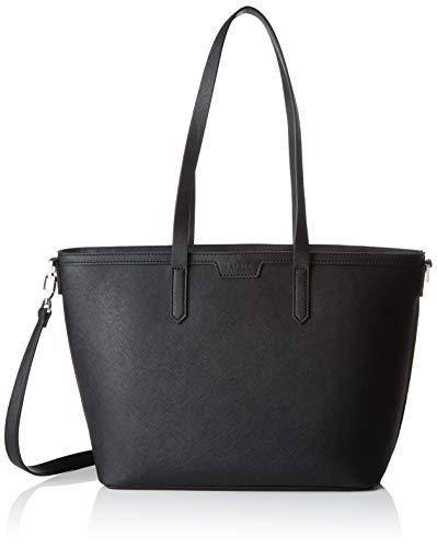 Esprit Accessoires Damen 118ea1o050 Tote, Schwarz (Black), 14x26x31 cm