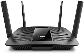 Linksys AC2600 Smart Wi Fi Router for Home Network MU MIMO Dual Band Wireless Gigabit WiFi Router product image