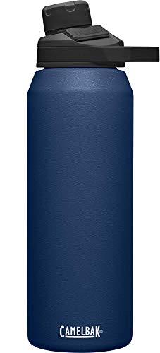 CAMELBAK Unisex– Erwachsene Chute Mag Edelstahl Vacuum Insulated Trinkflasche, Navy, 32oz