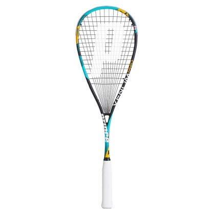 Prince Venom Pro Squash Raquette (diverses Options) (1 Raquette + 3 Pro Squash des balles)