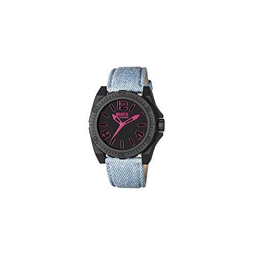 Watx Reloj Análogo clásico para Mujer de Cuarzo con Correa...