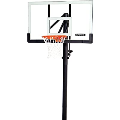 Lifetime 90469 54 In-Ground Basketball System