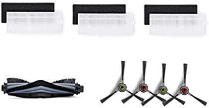 Ecovacs Deebot Accessory Pack (Replacement Brush and Filter) for Model U2/U2 Pro