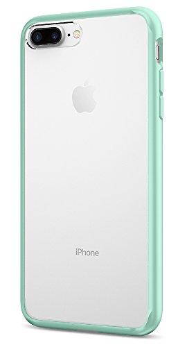 Cover per iPhone 7 Plus, Spigen [Ultra Hybrid], tecnologia Air Cushion (Air Cushion), custodia posteriore trasparente e custodia protettiva in TPU per iPhone 7 Plus