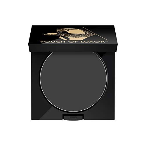 Cutifem Touch of Luxor Augenbrauenpuder & Lidstrichpuder No. 3 Soft Black - Intensives Schwarz - 2,8 g