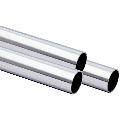 Tubo de acero inoxidable geschw. 42.4X 2Mm 1.4301240grano pulido de 100–3000mm hasta...