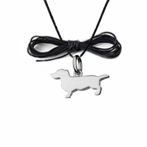 Fashionidea Jewellery - Charms in argento sterling 925 silver con charms animaletto bassotto.sei diventato grande !!!
