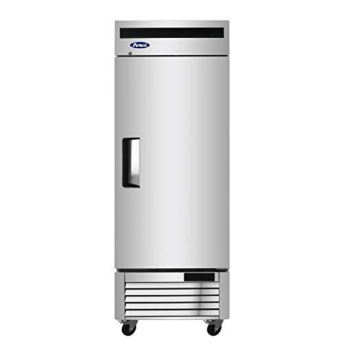 Armoire Réfrigérée Négative 1 Porte - 610 Litres - Atosa - R290 1 Porte Pleine