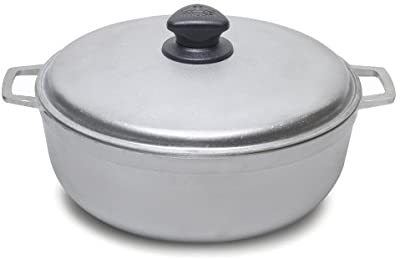 Sazon Aluminum Dutch Oven (11