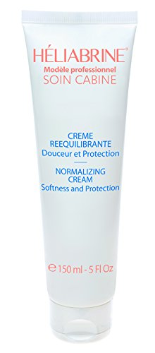 Heliabrine Normalizing Moisturizer Cream with Organic Sweet Clover 150ml. Best Anti Redness Cream.