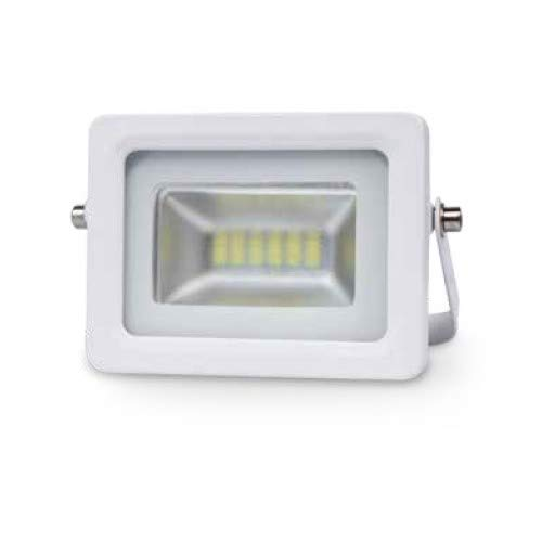 GSC Projecteur LED 10W 6000K IP65 Blanc 0704735