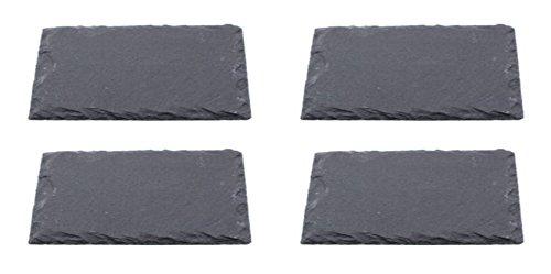 Naturschieferplatte rechteckig 40x30 Set