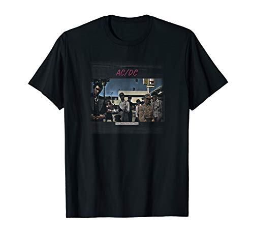 AC/DC - Dirty Deeds Done Dirt Cheap (International) T-Shirt