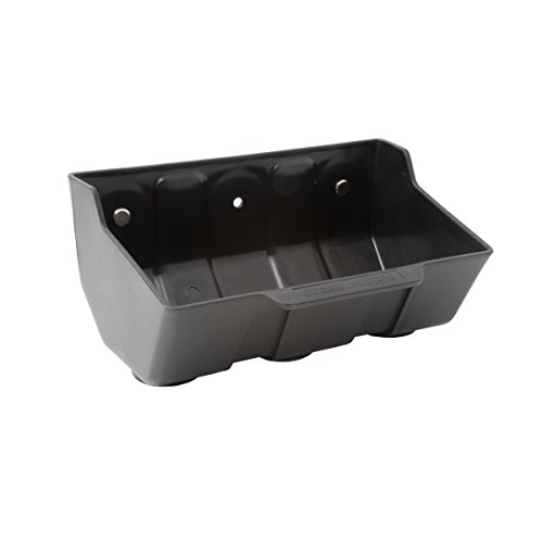 Steelman Pro 79011 Lug Bucket Magnetic Parts Holder; with 3 High-Strength Magnets and Multiple Mounting Options