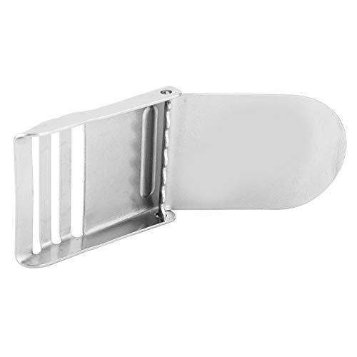 Resistente al desgaste Alta calidad Resistente a la corrosión Hebilla del cinturón de lastre de buceo Fácil de instalar Accesorio del cinturón de buceo Adecuado para cinturón de lastre de