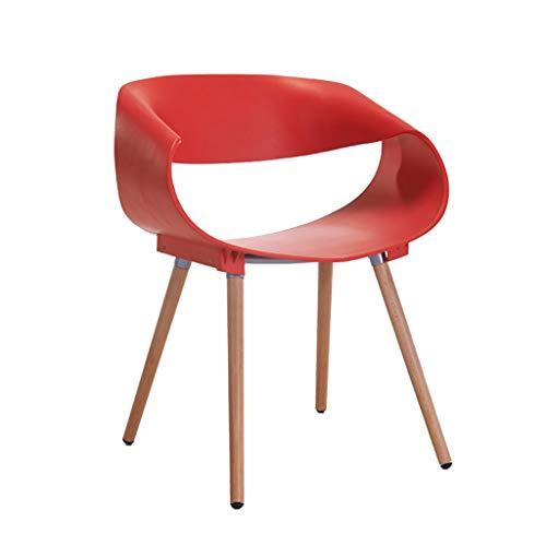 PLL eenvoudige Home Chair Moderne kunststof armleuning eetkamerstoel Fashion Chair originaliteit designer stoel