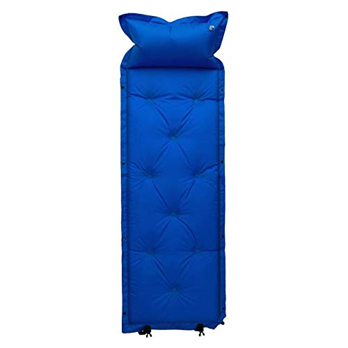 T TOOYFUL Camping Air Sleeping Pad Mat -Self Inflatable Lightweight Backpacking Pad for Hiking Traveling, Durable Waterproof Air Mattress Compact Hiking Pad