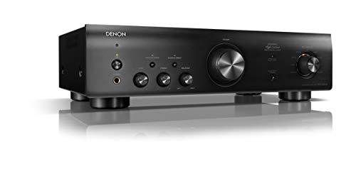 Denon PMA-600NE Vollverstärker mit 70W pro Kanal und Bluetooth, schwarz