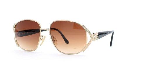 Christian Dior 2619 49 Damen-Sonnenbrille, quadratisch, zertifiziert