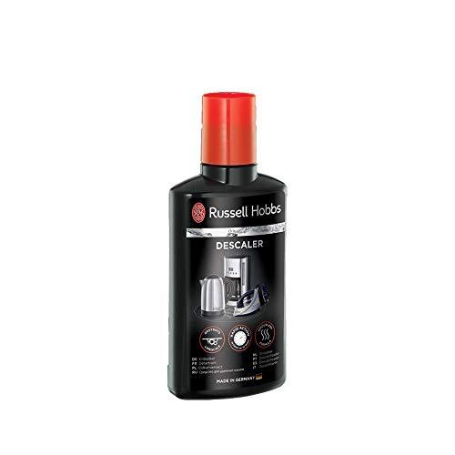 Russell Hobbs 21220 Entkalker für Wasserkocher, Kaffeemaschinen, Dampfbügeleisen, geruchsneutral, 250ml