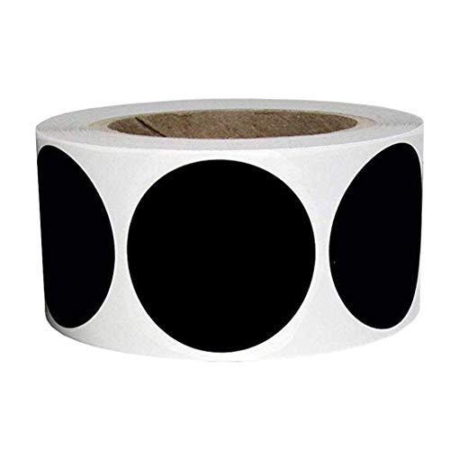 F Fityle Etiquetas para Pizarra 120Pcs, Adhesivos para Despensa Y Almacenamiento para, Vidrio